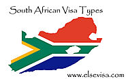 South Africa Visa Types - Choose the right Visa Type with Else Visa