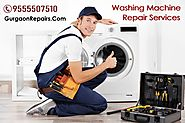 Washing Machine Repair in Gurgaon - Gurgaon Repairs