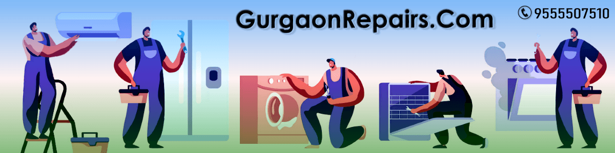 Headline for Find A Quick & Easy Option of Your Major Appliances Repair in Gurgaon