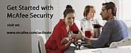 www.McAfee.com/Activate - Antivirus Software and Internet Security