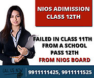Nios 12th Admission Form 2020-2021 Fees, Dates, form, Last Date Senior Secondary