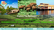 Explore the Backwater-Kerala Honeymoon tour