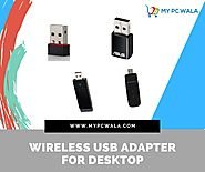Wireless USB Adapter for Desktop with High Transmission