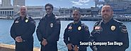Security Guard Companies San Diego