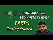 Node.Js Tutorials | Tutorials Website