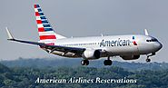Call American Airlines Reservations to Reserve your Seats Now