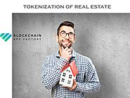 Tokenization Of Real Estate
