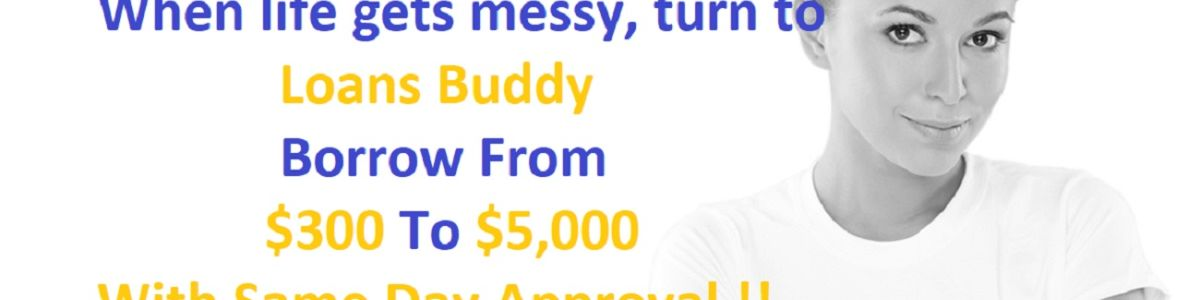 Headline for Loans Buddy- Short Term Quick Personal Loans