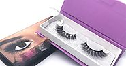 HIGH-QUALITY CUSTOM PRINTED BOXES ENSURE THE SAFETY OF YOUR DELICATE EYELASHES