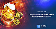 Inoru's Powerful Casino Game Development Solutions