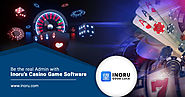 Be the real Admin with Inoru's Casino Game Software