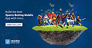 Build the best Sports Betting Mobile App with Inoru