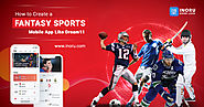 How to Create a Fantasy Sports Mobile App like Dream11?