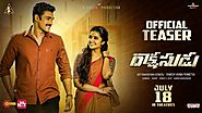 Rakshasudu Movie Teaser Review | Rakshasudu Official Teaser