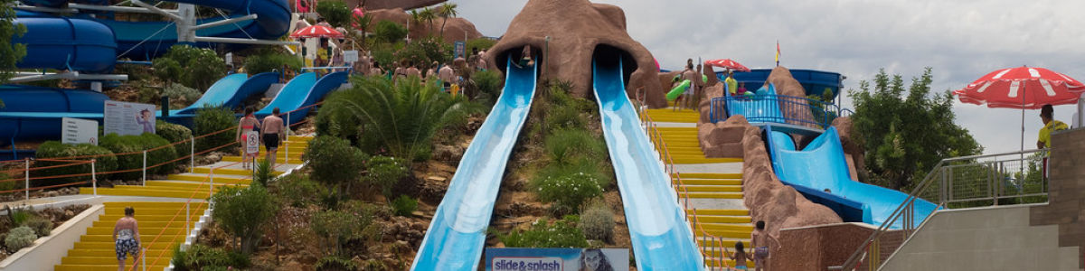 Headline for List of Best Water Parks in Bali - The must visits!
