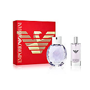 Emporio Armani Diamonds Violet EDP 50ml Gift Set