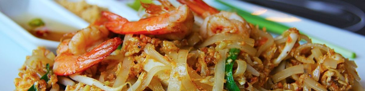 Headline for 7 Most Popular Thai Dishes - Dishes that Tantalize Your Taste Buds