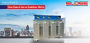 Servo Voltage Stabilizers in India, Oil Cooled Servo Stabilizer - ELDEE