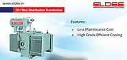 Oil Type Distribution Transformer Manufacturers in India - ELDEE