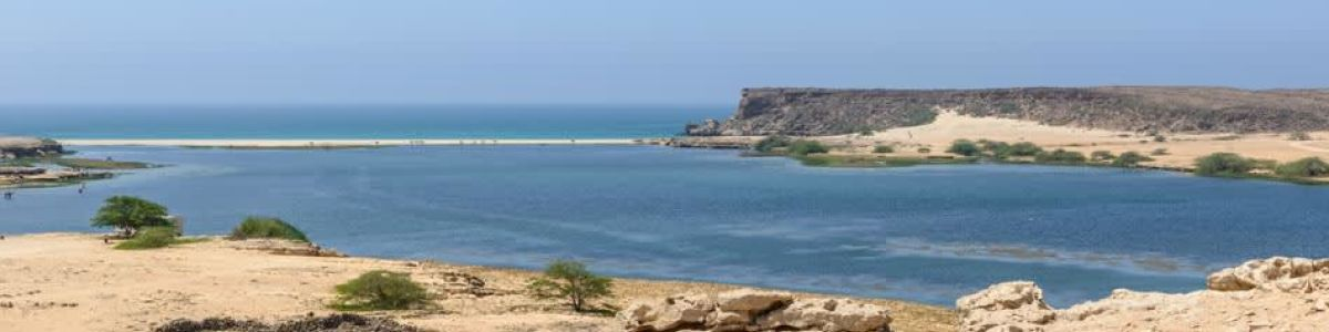 Headline for Top Places for Nature Lovers to Visit in Salalah – Smorgasbord of Delights