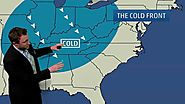 Meteorologist Ryan Davidson Explains Weather Maps