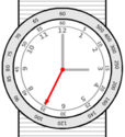 How to Use Tachymeter Function on Watch Bezel - Usage Instruction and Definition