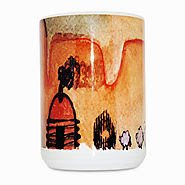 Buy Our Native American Coffee Mugs Online