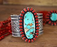 Check Out Our Native American Art Jewelry Collections
