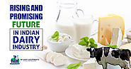 Rising and Promising Future in the Indian Dairy Industry