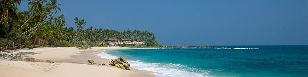 Headline for Best Beaches in Sri Lanka- Paradise within a paradise