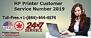 HP Printer Customer Service Number 2019