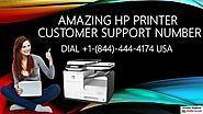 Amazing HP Printer Customer Support Number