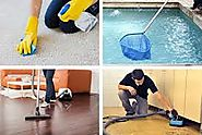 Home Cleaning service at home