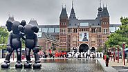 "Amsterdam ""The Party Capital of Europe"""
