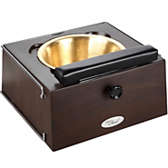 Alpina Portable Footbath with Copper Basin | Pedisource.com