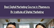 Digital Marketing Course in Pitampura By IDM with Practical Training