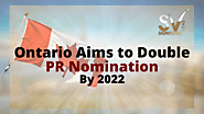 Ontario Aims to Double PR Nomination by 2022