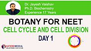 [Day 1] NEET Biology - Video Lecture on Cell Cycle, Interphase, Mitosis by Jayesh Sir | Kaysons Education