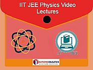 IIT JEE physics video lectures