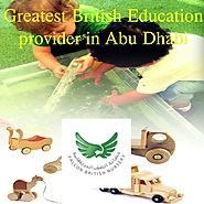 Greatest British Education provider in Abu Dhabi | Founding Partners Message - Falcon British Nursery