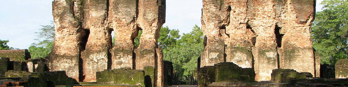 Headline for Must see things in the ancient city of Polonnaruwa – cultural masterpieces