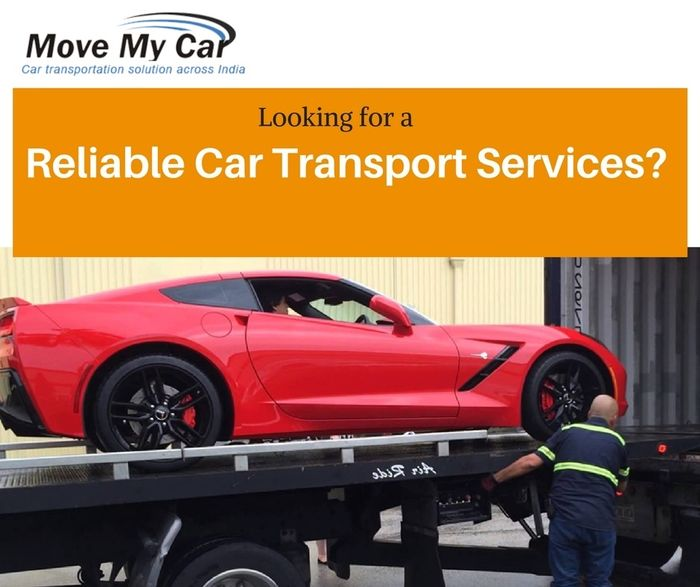 Car Carrier in Chandigarh - MoveMyCar