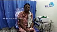 Diabetic foot pain - Testimonial