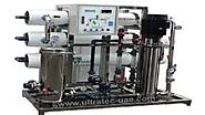 Industrial water treatment plants & water purification systems in Dubai UAE