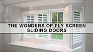 The Wonders Of Fly Screen Sliding Doors