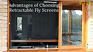 Advantages of Choosing Retractable Fly Screens - Meta Blinds - Medium