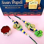 Send Rakhi Gifts to Dubai UAE | Online Rakhi Delivery | 1800GP
