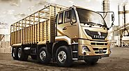 Heavy Haulage Trucks - Best Heavy Duty Trucks in India - Eicher 16-49 Ton Trucks