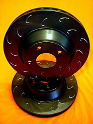 Buy SLOTTED HSV CLUBSPORT R8 GTS MALOO HARROP 343mm VT VU VX VY VZ FRONT Disc Rotors