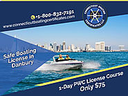 Safe Boating License Course 2019 | Pwc License connecticut